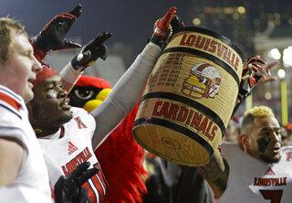Louisville Cincinnati Football