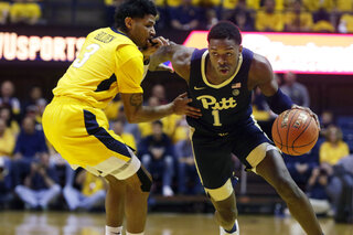 Pittsburgh West Virginia Basketball