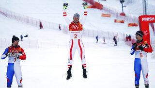 Pyeongchang Olympics Alpine Skiing Men
