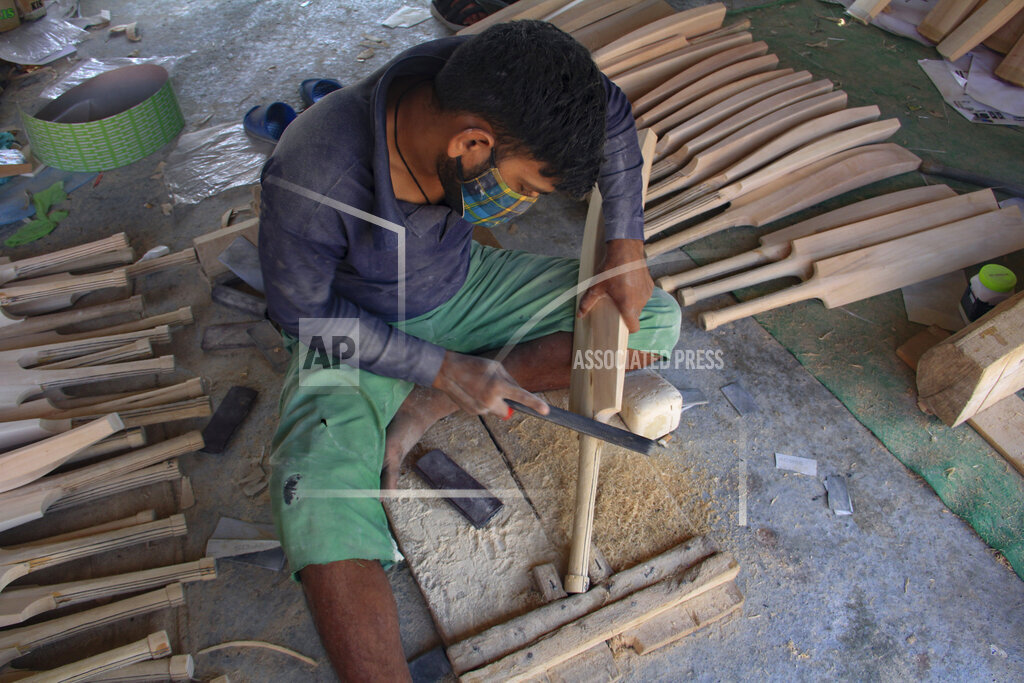 World's most popular cricket bats are made in Kashmir