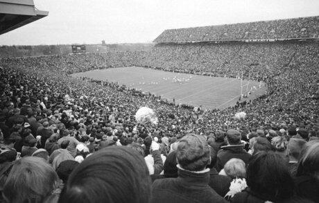 All Time AP Poll 1960s Football