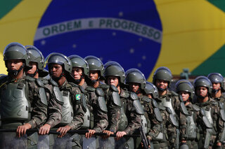 Brazil Security Doubts