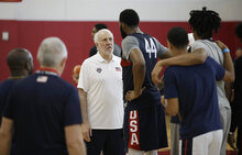 USA Basketball Camp