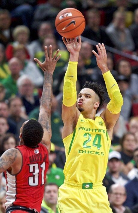 Dillon Brooks, Troy Baxter Jr.