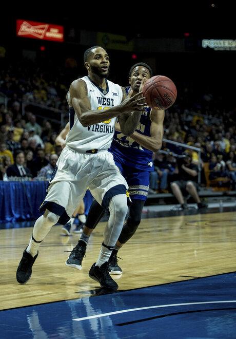 West Virginia Western Carolina Basketball