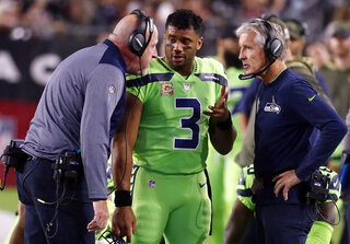 Seahawks Concussion Violation Football