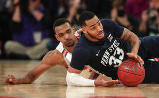 APTOPIX B10 Penn St Ohio St Basketball