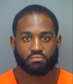 This undated booking photo provided by Pinellas County (Florida) Sheriff's Office shows Keondre Quamar Fields. Fields and Donterio Rashad Fowler were arrested on murder charges in the 2016 shooting death of a college student. Pinellas County jail records show that the pair were being held without bail Tuesday, July 27, 2021, following their arrests.  (Pinellas County Sheriff's Office via AP)