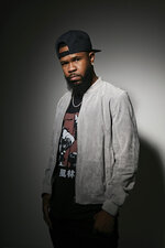 "This Nov. 18, 2019 photo shows Grammy award-winning rapper Chamillionaire posing for a portrait in New York. A co-founder of popular underground Texas group the Color Changin' Click, is best known for his hit ""Ridin Dirty."" (Photo by Matt Licari/Invision/AP)"