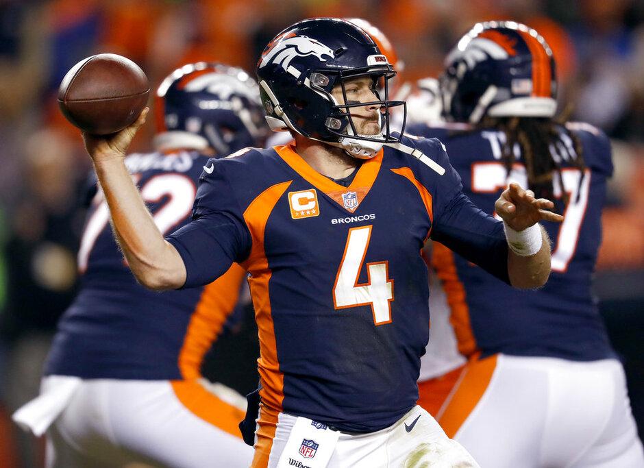 Broken Broncos Football
