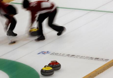 Japan Asian Winter Games Curling