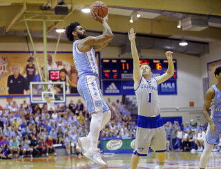 Joel Berry II, Dantley Walker
