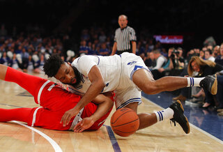 Texas Tech Seton Hall Basketball