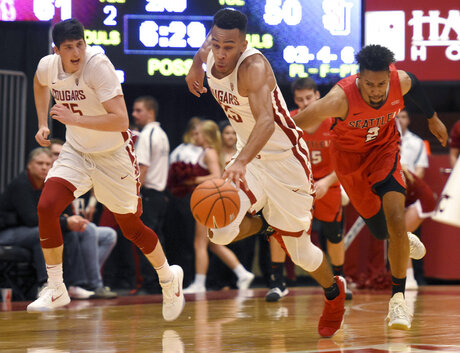 Seattle Washington St Basketball