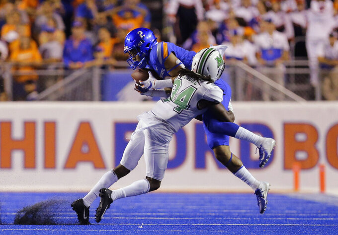 No. 22 Boise State gets final tuneup facing Portland State