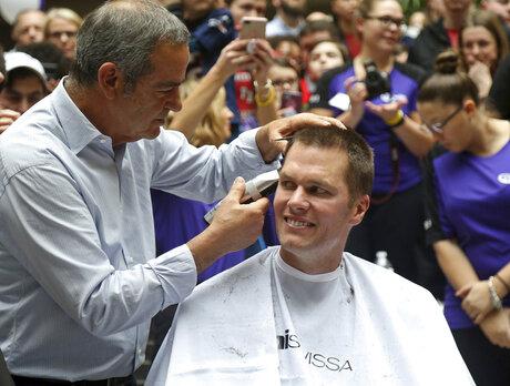 Brady Haircut