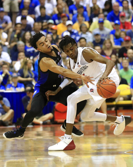 Duke San Diego State Basketball