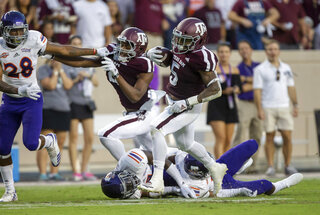 Northwestern Texas A M Football