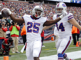 LeSean McCoy, Nick O'Leary