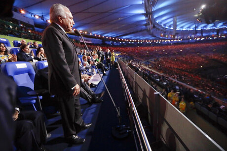 Rio Olympics Absent Politicians