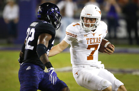 Shane Buechele;Travin Howard