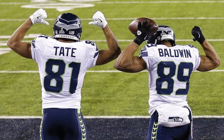 Golden Tate, Doug Baldwin
