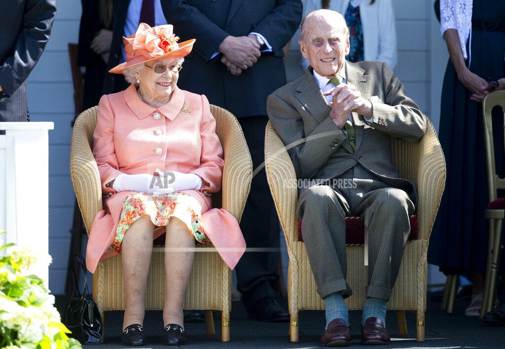 Elizabeth and Philip - 73rd Wedding Anniversary - 11/20/20