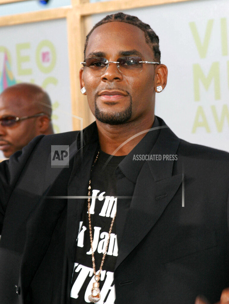 R. Kelly indicted on new charges of sexual abuse - 5/30/19