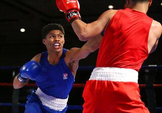 Stevenson Shining Moment Olympics Boxing
