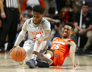 Chris Lykes, Tyus Battle