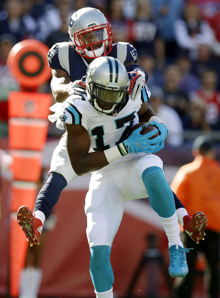 Devin Funchess, Malcolm Butler