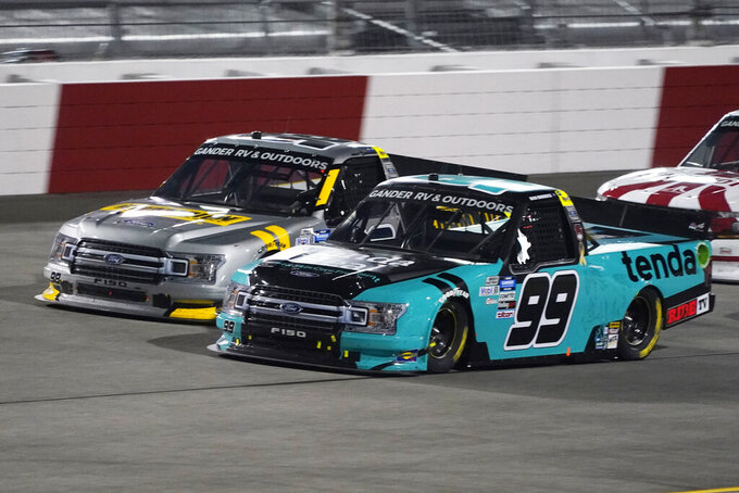 NASCAR Gander RV & Outdoors Truck Series at Richmond