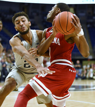 Indiana Penn State Basketball