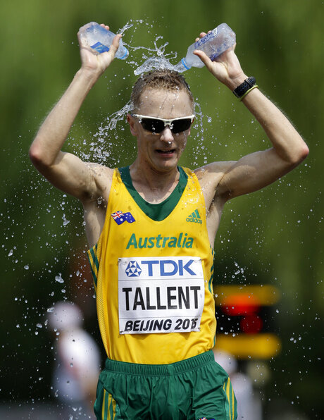 Rio Olympics Dirty Race Walking