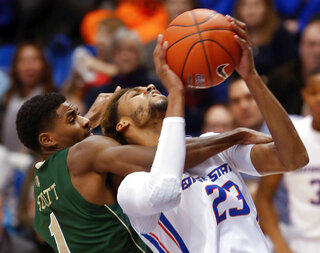 Colorado St Boise St Basketball