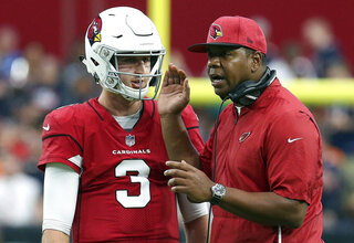 Cardinals Leftwichs Offense Football