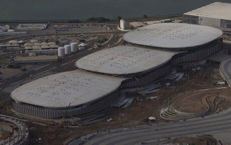 Brazil Oly Rio 1 Year Away