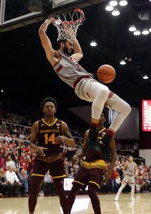 Arizona St Stanford Basketball