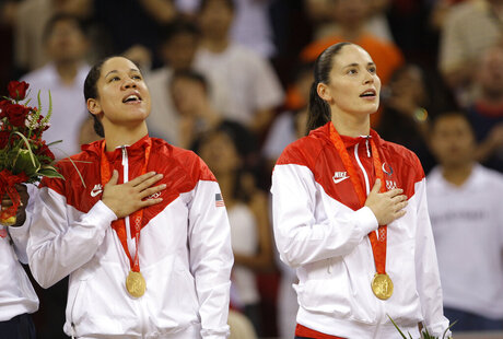 Kara Lawson, Sue Bird