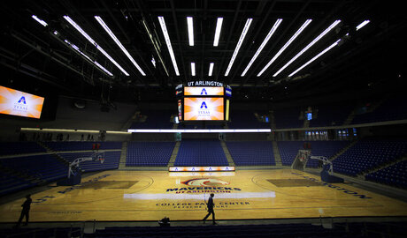 UT Arlington Off The Stage Basketball