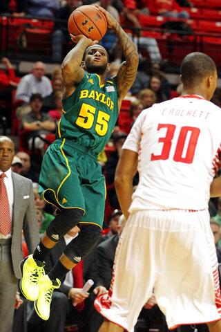 Baylor Texas Tech Basketball