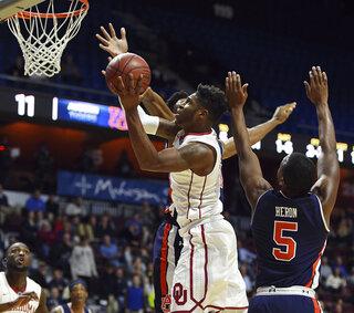 Auburn Oklahoma Basketball