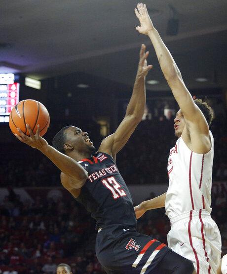 Texas Tech Oklahoma Basketball