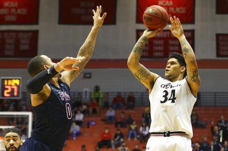 Fairleigh Dickinson Cincinnati Basketball