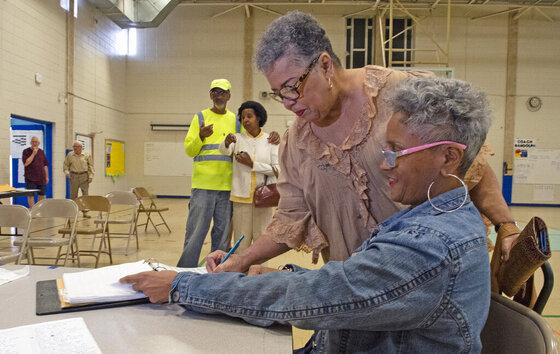 Election 2019 Louisiana-Governor