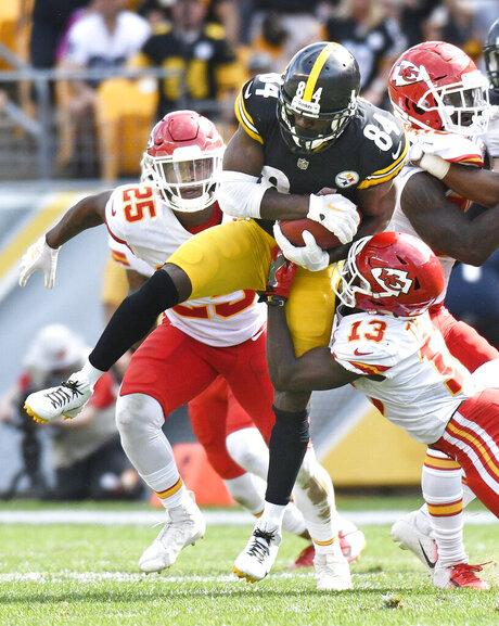Steelers Drama Kings Football