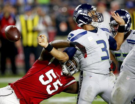 APTOPIX Seahawks Cardinals Football