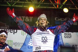 Scotty James Snowboarding Olympics