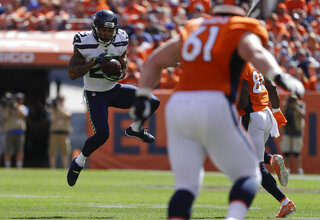 Seahawks Broncos Football