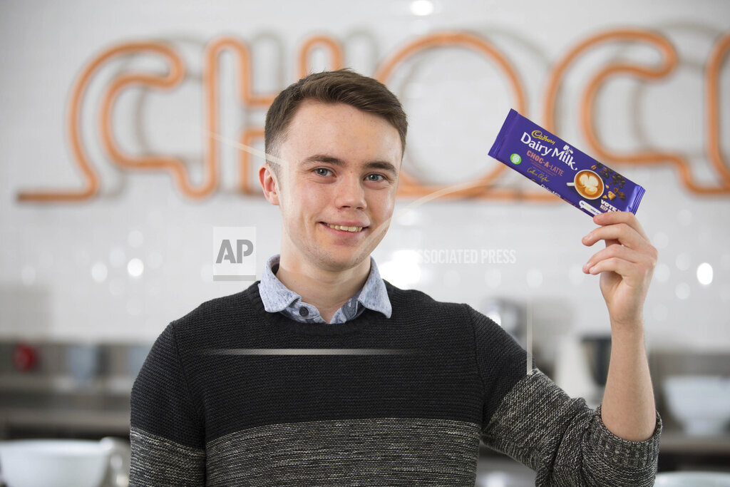 Cadbury Inventor competition